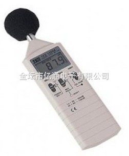 MODELTES-1350A數字式噪音計