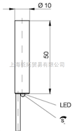 BCS G34KN2-NSC24G-AV02巴鲁夫电容接近开关BCS系列,BALLUFF电容接近开关