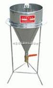 水泥浆稠度仪 水泥浆漏斗 水泥浆稠度测定仪
