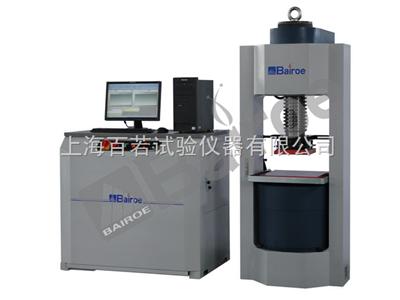 YAW-3000微機控制壓力試驗機(框架式)