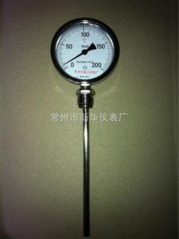 wss-411双金属温度计价格