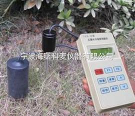 GPS定实时定位土壤水分速测仪KZS-II
