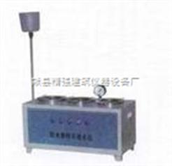 低压力水透水性装置 防水卷材低压力透水性试验仪
