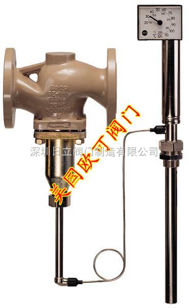 进口自力式温控阀_化工机械设备_泵阀类_调节阀_产品图片