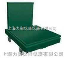供应清铺双标尺机械磅秤,3T/1.5m*1.5m机械地磅秤