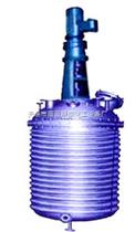 外盘管传热不锈钢反应釜