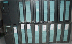 江苏南京西门子S7-300PLC上电无反应、不显示维修
