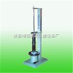 土工布动态穿孔试验仪 土工合成材料动态穿孔试验落锥法