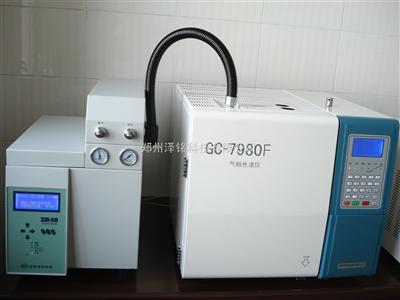 GC7980F顶空法血液中酒精含量检测仪  双鸭山血液酒精浓度检测仪价格  鸡西血液酒精浓度检测仪