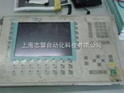 西门子OP25触摸屏维修,OP25触摸屏没有反应维修
