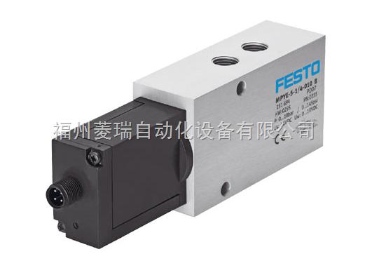 151694 比例减压阀 MPYE-5-1/4-010-B FESTO