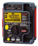 MG500数字式绝缘电阻计