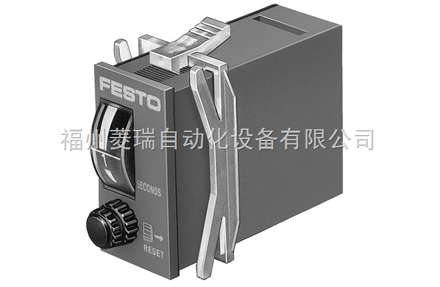 150239 气动定时器 PZVT-300-SEC FESTO