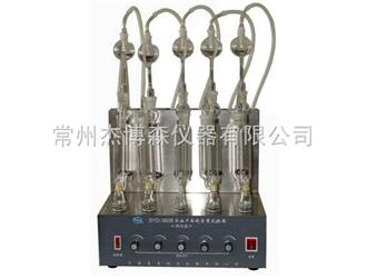 SYD-380B石油产品硫含量试验器