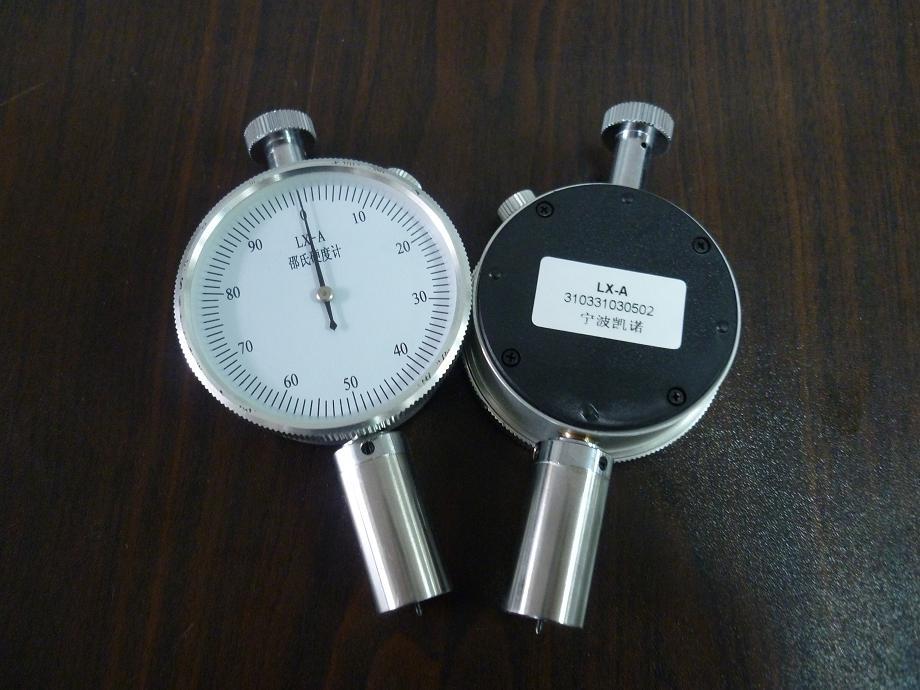 单针LX-A-1邵氏型硬度计