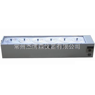 HHS-11-6数显6孔电热恒温水浴锅