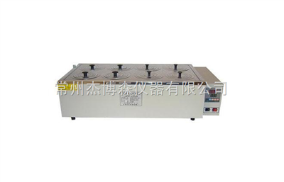 HHS-21-8双列8孔电热恒温水浴锅
