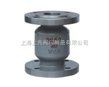 H42N上海立式燃气止回阀