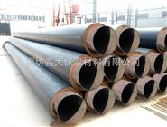 廠家供應聚氨酯發泡保溫管材料,供應聚氨酯直埋保溫管價格