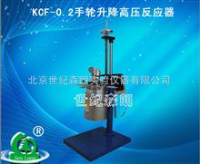 KCF-0.2手轮升降高压反应器