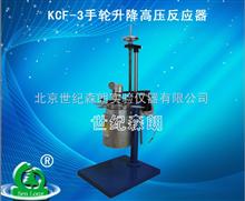 KCF-3手轮升降高压反应器