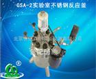 GSA-2实验室不锈钢反应釜