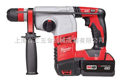 米沃奇HD18 HX锂电池充电电锤