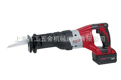 米沃奇HD18 SX锂电池充电往复锯