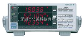 WT210日本橫河數字功率計