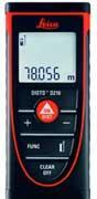 瑞士莱卡D210手持式激光测距仪