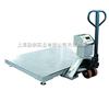 SCS上海碳钢电子地磅称,移动式地磅