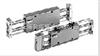 SMC MXQ双缸型气动滑台,SMC MXP精密小型气动滑台,SMC气动滑台