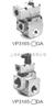 -SMC3通先导式电磁阀/弹性密封,MGPM25-40