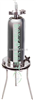 PF-1A316L不锈钢正压除菌过滤器1L