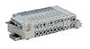 -SMC阀宽7mm的小型5通电磁阀,CRB1BW80-90D