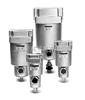 AMH150-02CAMH系列SMC前置过滤器,SMC微雾分离器